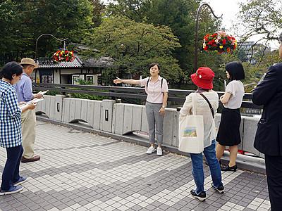 県が「地域通訳案内士」養成へ 通訳と観光ガイドの二刀流