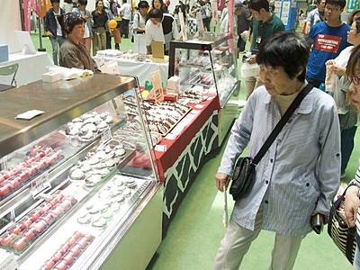 松本で「信州夢街道フェスタ」始まる