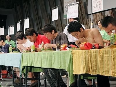 美と速さ世界の食べ方を 枝豆選手権挑戦者募集7月15日