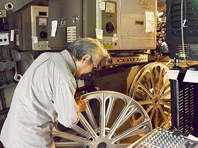 銀河鉄道999、味わい深いフィルムで 福井で16日から上映会
