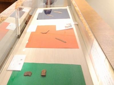 あわらの「製鉄文化」に注目 郷土歴史資料館で企画展