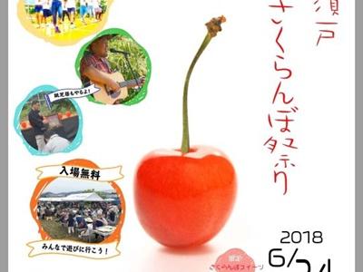 大須戸でサクランボ存分に 24日に「祭り」、村上