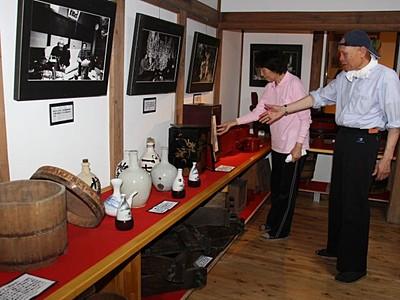 昔の暮らし伝わる民具 燕・国上に資料館