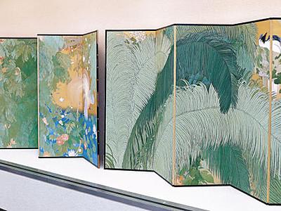 光瑤「出発」の地に見参 「若冲と光瑤」23日開幕 石川県立美術館
