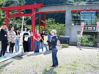 生徒企画の挙式いかが 庄川地域で10月開催