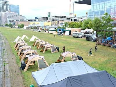 やすらぎ堤「ミズベリング」7月1日開幕 新潟・中央区