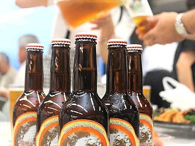 今年はよりフルーティーに 水にこだわった宮田の地ビール