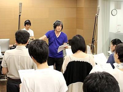 十日町大地の芸術祭コンサート 小林武史さんコーラス指導