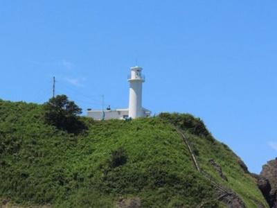 「恋する灯台」認定 角田岬灯台 新潟・西浦区