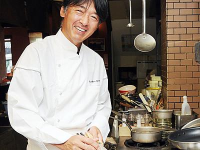 旬の南砺野菜で仏料理 澤田さん城端にレストラン開店