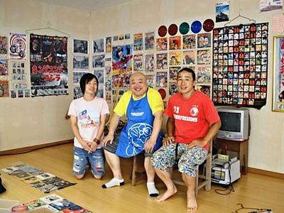 昭和レトロ漂うまちに グッズ展示 8月2日から魚沼