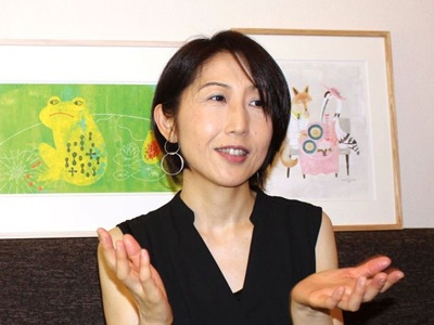 イラスト初個展 ナツコ・ムーンさん 8月8日から 新潟