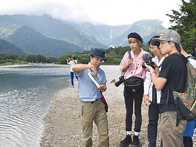 松本の魅力、香港へ発信 現地旅行雑誌編集者が訪問