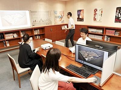 福井が生んだ幕末の偉人、映像で紹介 県立歴史博物館、大河ドラマコーナーも
