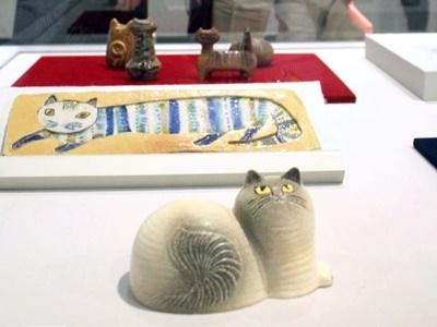 リサ・ラーソン展9月1日開幕 新潟・新津美術館
