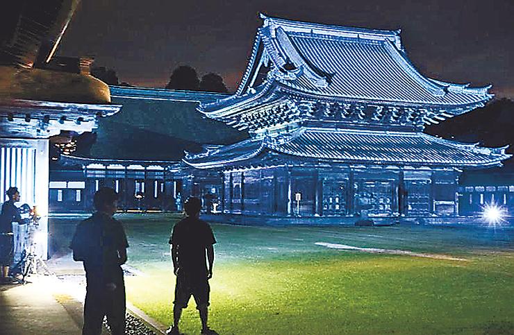 前田利長の菩提寺の国宝瑞龍寺=高岡市関本町