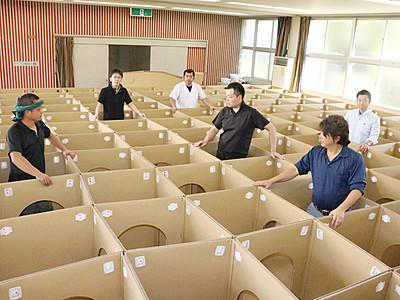 「まちなみアート」に巨大迷路登場 30日、井波