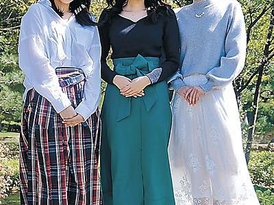 こまつ姫御前 3人を発表、小松の魅力発信