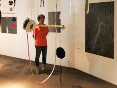 佐渡歴史伝説館誘客へ一部改装 幻想的な空間演出