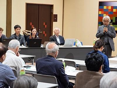 越前漆器、海外進出へ職人ら真剣 産地の福井県鯖江市、製品開発へ講座