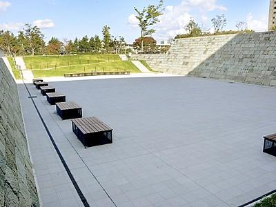 堀割広場で初の演奏会 21日、福井市中央公園