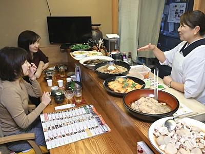 新潟「古町花街ぶらり酒」始まる 22日から