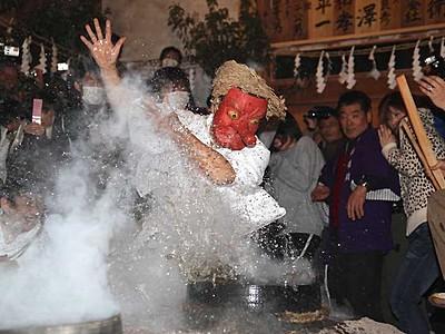 遠山の霜月祭り「助っ人」求む 飯田市上村上町地区