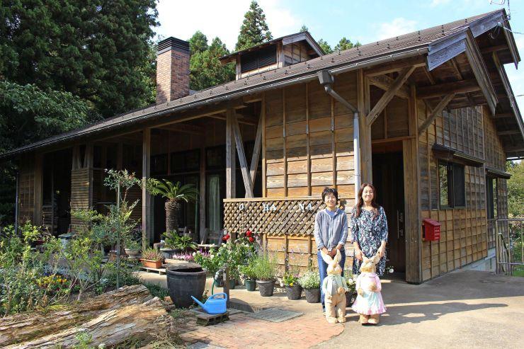 孤食を防ぐ食堂を開くなどの活動を展開する「OHANAの家」=五泉市