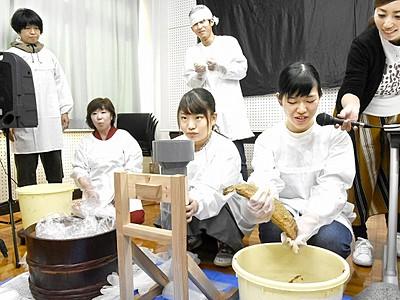 福井のソウルフード「へしこ」は可能性大 学生がサミット