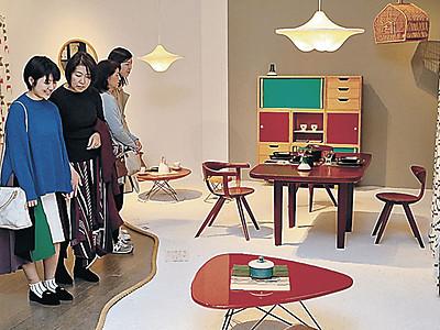 柳宗理氏の作品 21世紀美術館で1千点