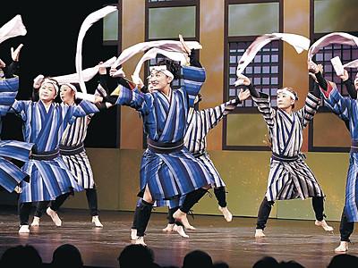 ふるさとの魂伝える熱演 金沢で大民謡まつり
