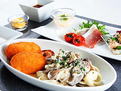 富山米で富富富な空の旅 JALがレヴォ監修の機内食