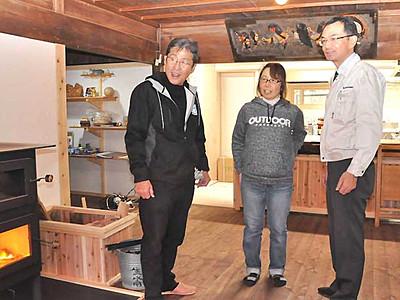 信州ひすいそば味わえる店 松本の古民家改修、開業へ