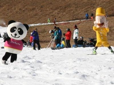 スキーの季節マッテタヨ! 湯沢・苗場で開幕イベント