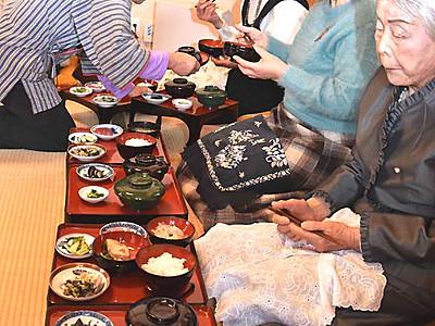 高遠藩主の献立、170年の時を超え 伊那のレストランで再現