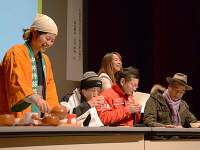 飯田線秘境駅の魅力考える 活性化期成同盟会が講演会