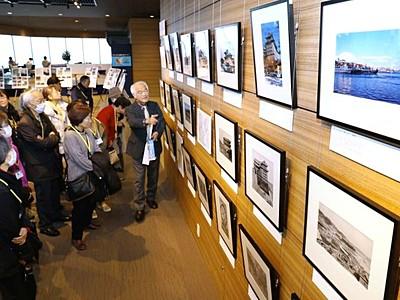 バードの旅路写真でたどる 新潟で研究者の写真展