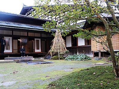 内山邸(富山)人気です 結婚式前撮り年300件