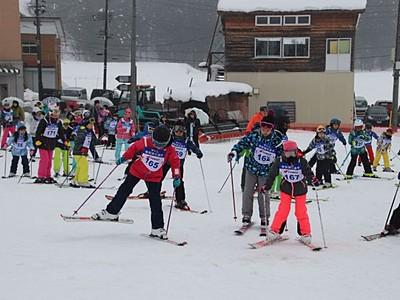 魚沼・薬師スキー場 子どもの教室を開校