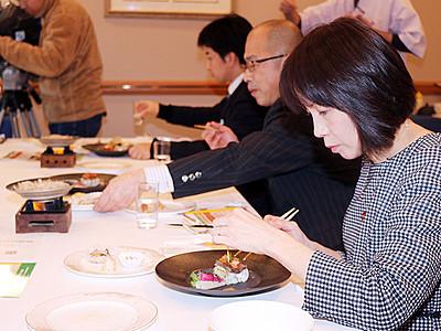 ムスリムにやさしい料理を 富山でレシピコンテスト