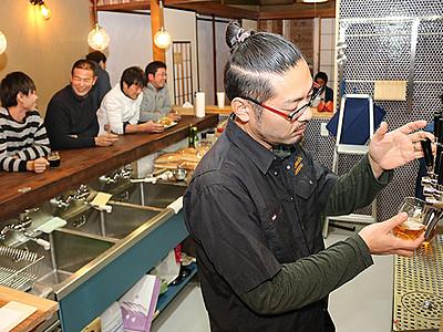 鋳物の町に新たな魅力 高岡・金屋町、空き家活用し飲食店