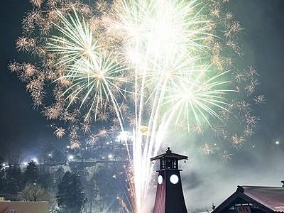 光彩る大野満喫を 恒例「冬物語」 2月2、3日開催