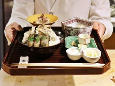 安兵衛と縁、赤穂産カキ料理いかが 新発田でイベント