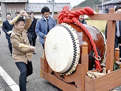 6月「高浜七年祭」成功へ稽古始めの神事 福井県高浜町