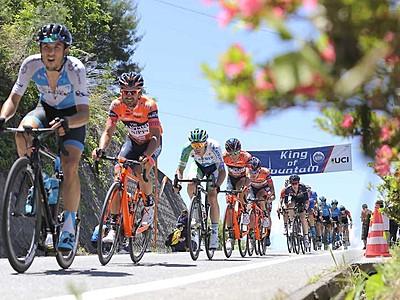 自転車ロードレース「TOJ」 南信州ステージ概要発表