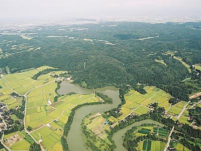 「増山遺跡」に案内看板整備へ 砺波市、城下町跡にも周遊促す