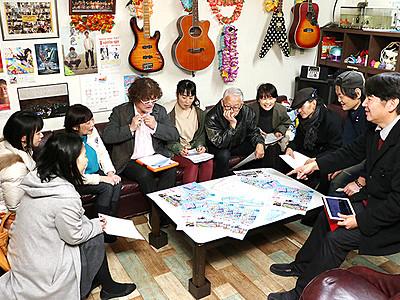 3月に高岡でMステ 音楽愛好家20組出演