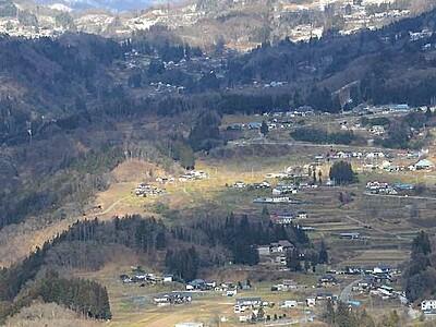 標高800メートル「峰街道」走って味わおう 長野―大町で計画
