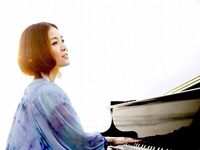 ヒナタカコさん10年の感謝歌に 10日坂井でコンサート
