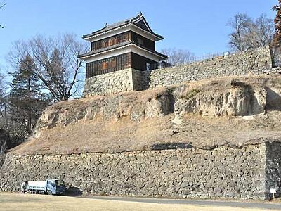 上田城櫓復元へ、市教委が資料再検証 10億円寄付で注目